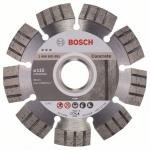 Bosch Diamantový dělicí kotouč Best for Concrete 115 x 22,23 x 2,2 x 12 mm 2 608 602 651