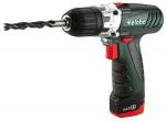 METABO PowerMaxx 12 Basic 1x 1,5 Ah AKU 6009050